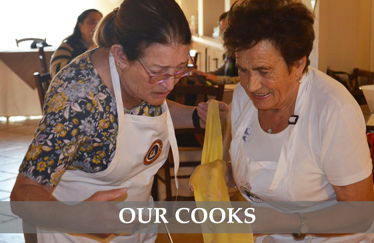 Our Cooks